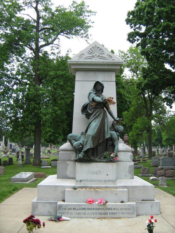 Haymarket Martyr's Memorial